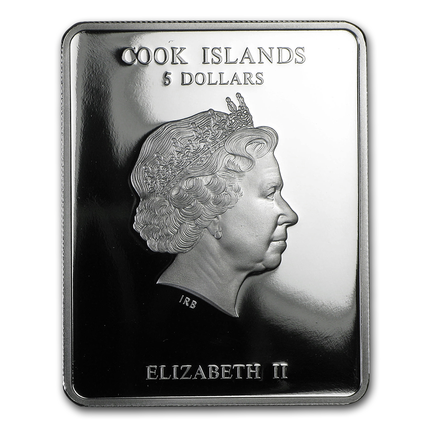 Cook Islands 2011 $5 Patron Saints - St. Igor